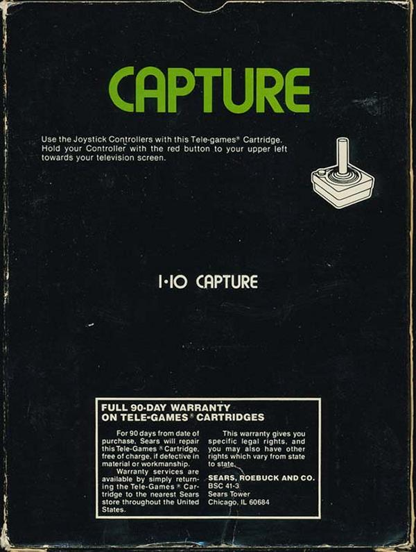 Capture - Box Back