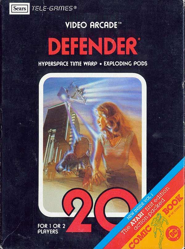 Defender - Box Front
