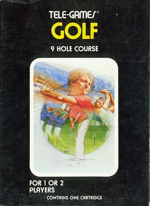 Golf - Box Front