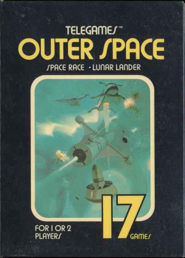 Outer Space - Box Front