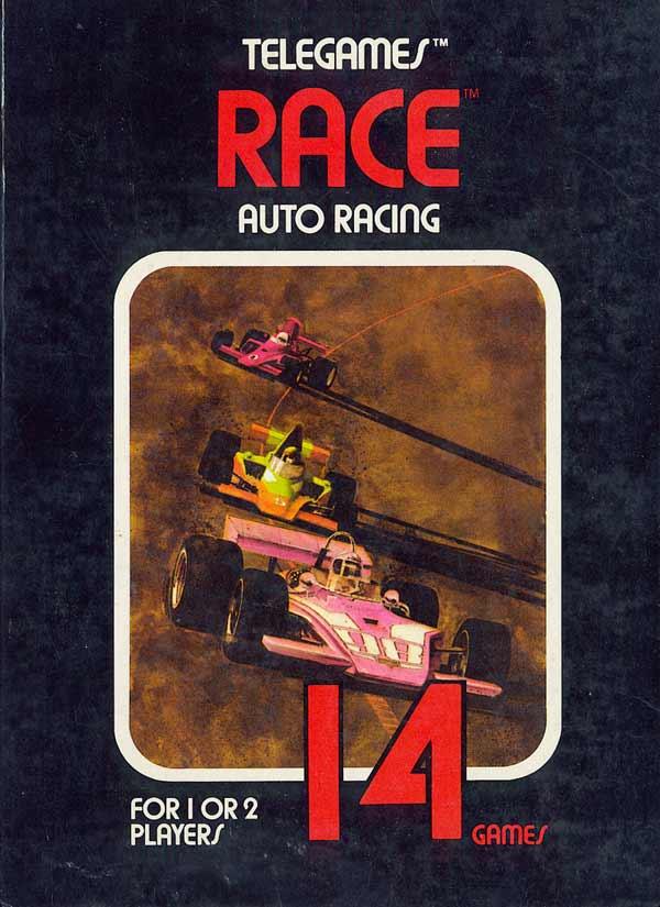 Race - Box Front
