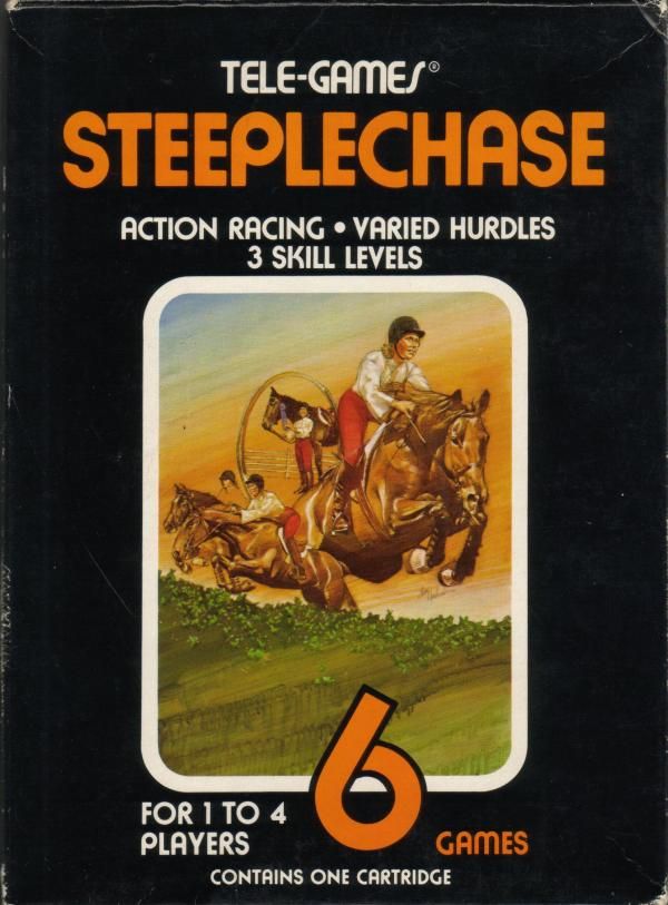 Steeplechase - Box Front