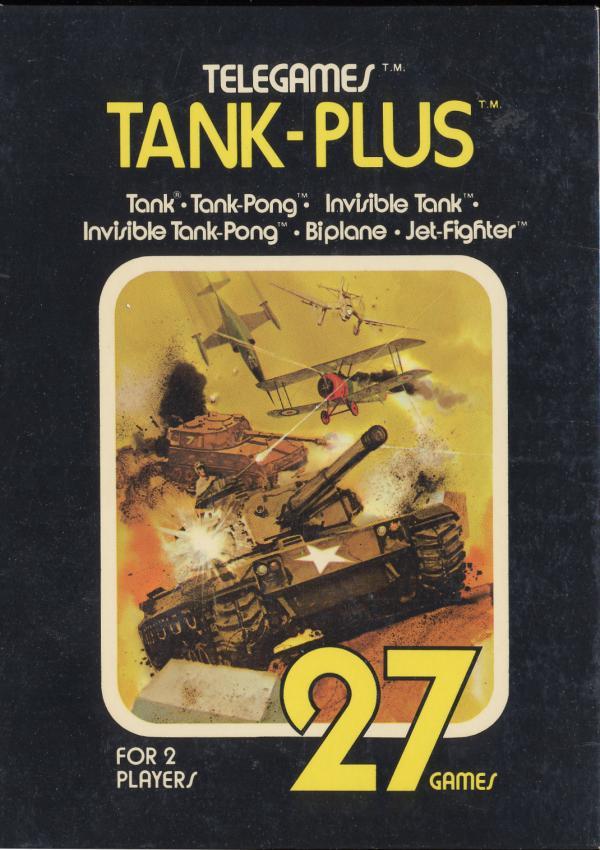Tank Plus - Box Front