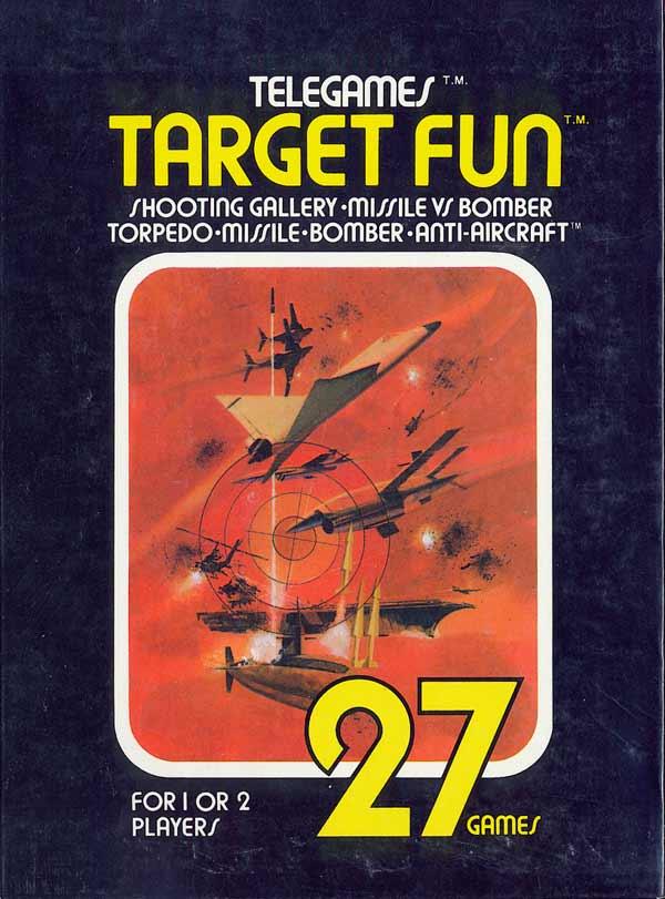 Target Fun - Box Front
