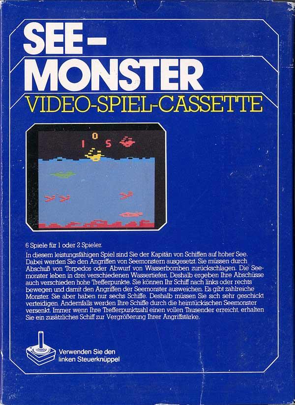 See-Monster - Box Back