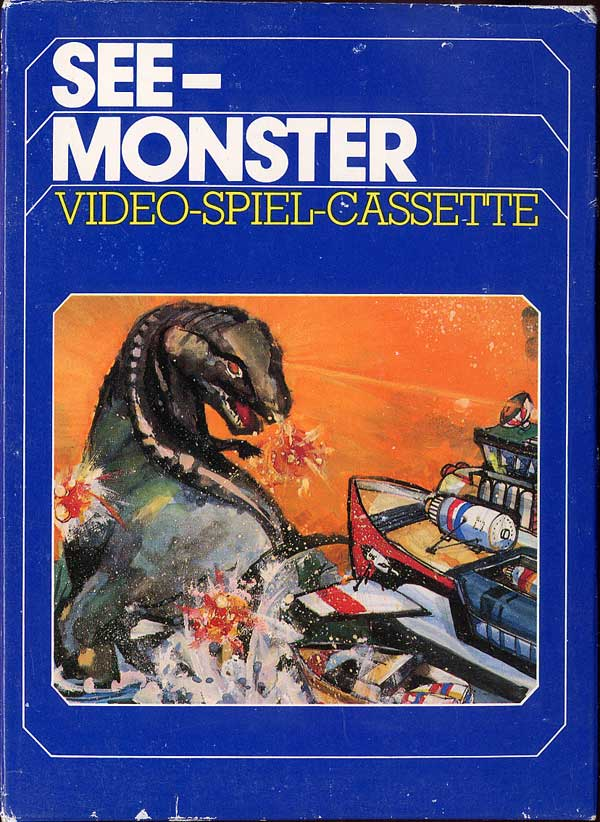 See-Monster - Box Front
