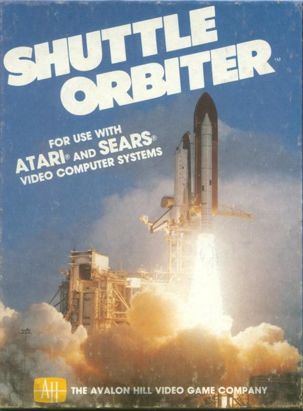 Shuttle Orbiter - Box Front