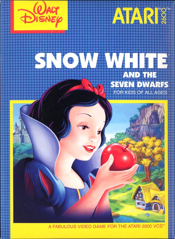 Snow White - Box Front
