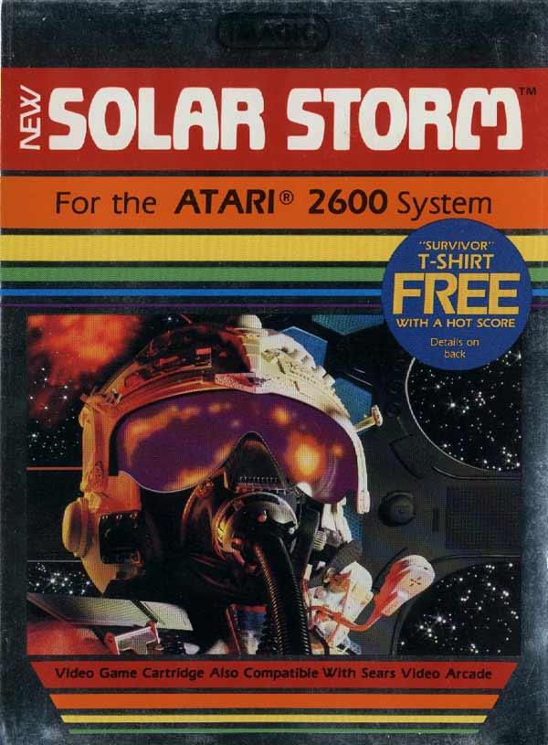 Solar Storm - Box Front