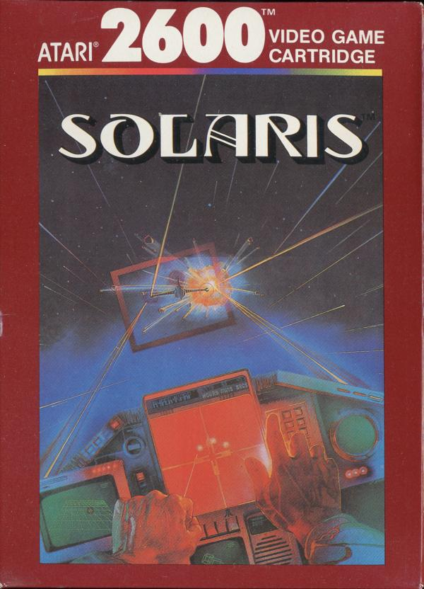 Solaris - Box Front