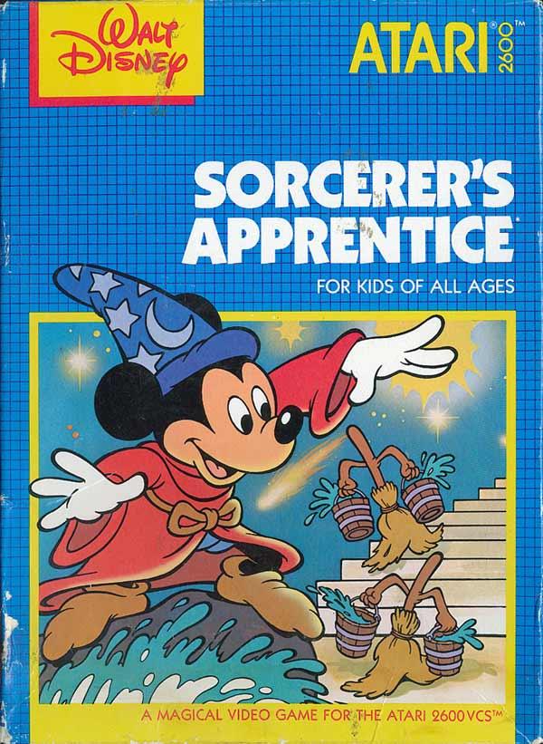 Sorcerer's Apprentice - Box Front
