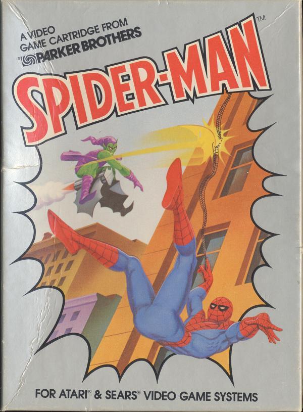 Spider-Man - Box Front