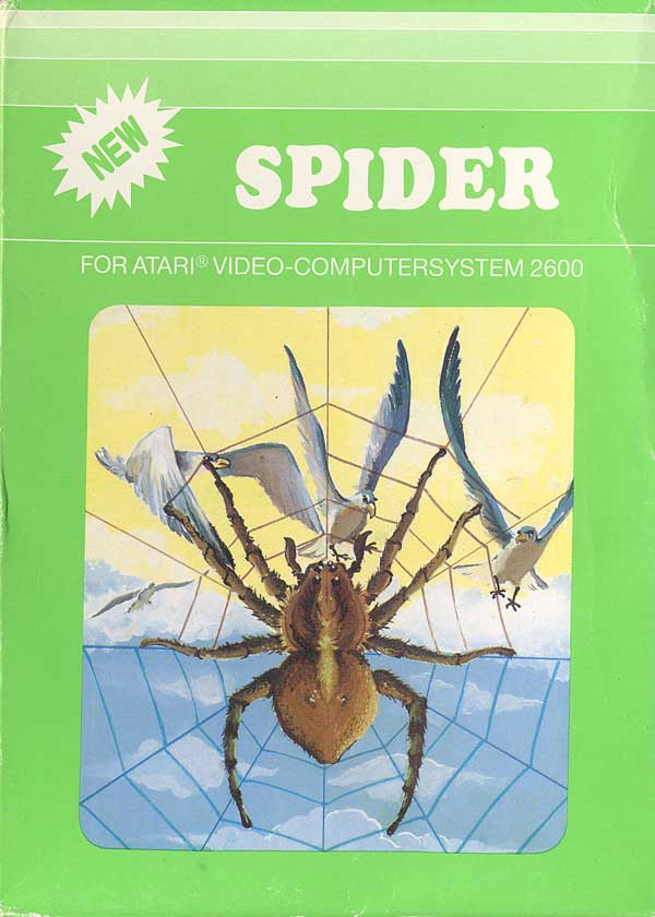 Spider - Box Front