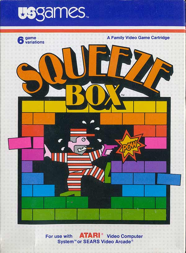 Squeeze Box - Box Front