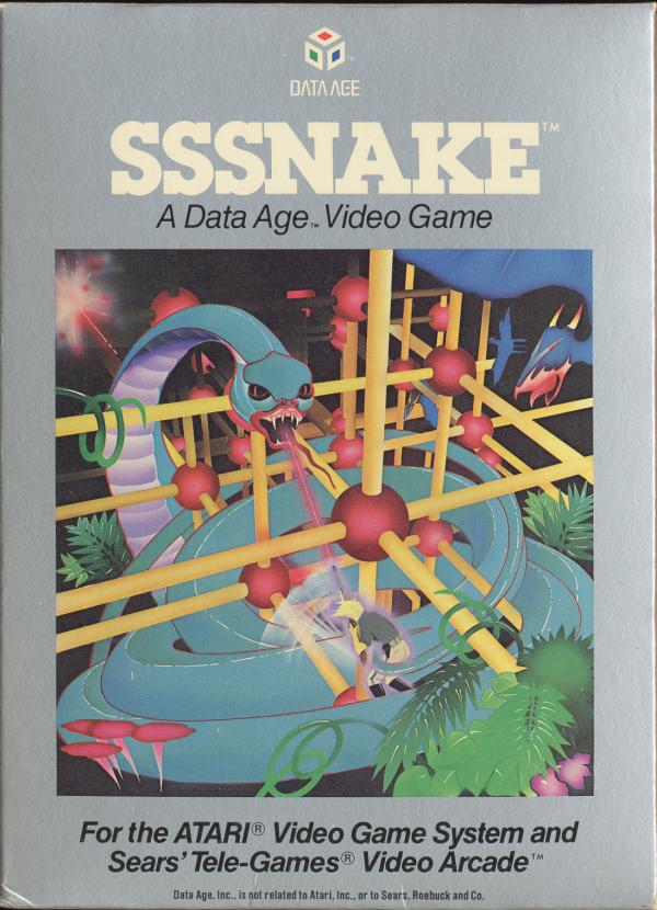Sssnake - Box Front
