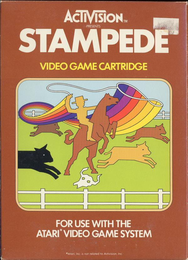 Stampede - Box Front
