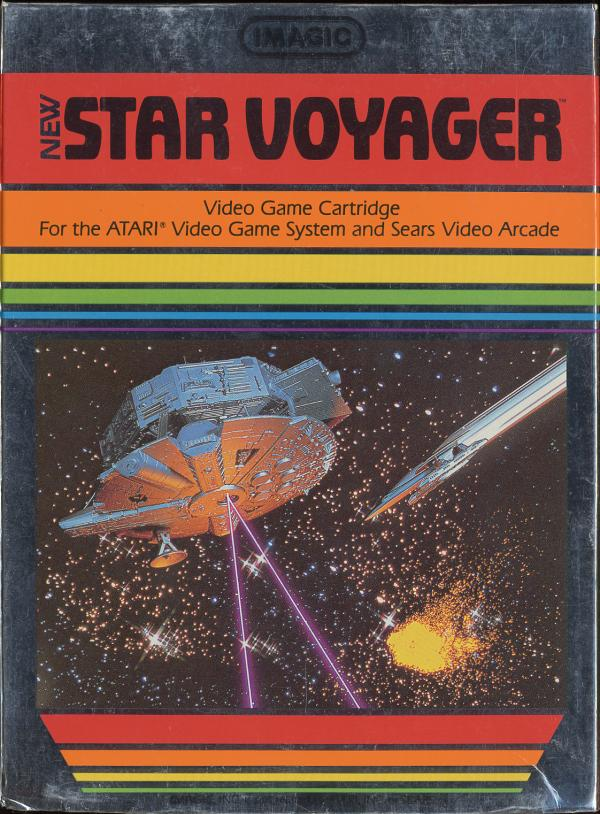 Star Voyager - Box Front