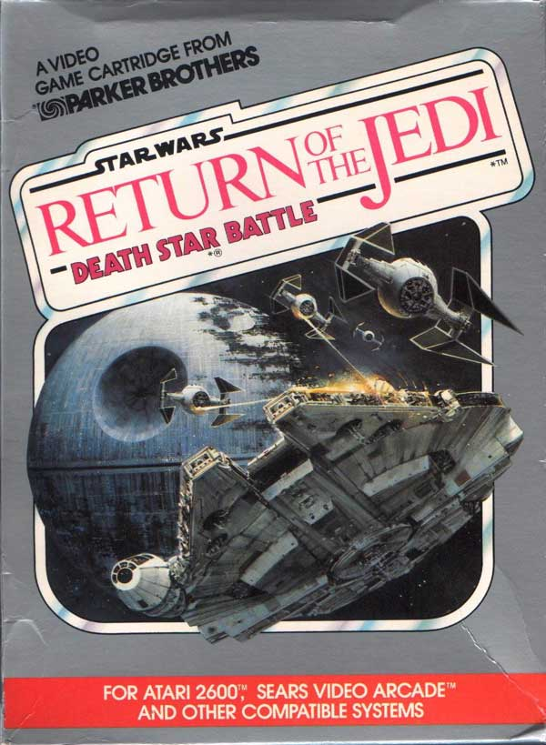 Star Wars: Death Star Battle - Box Front