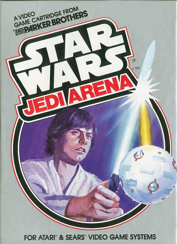 Star Wars: Jedi Arena - Box Front
