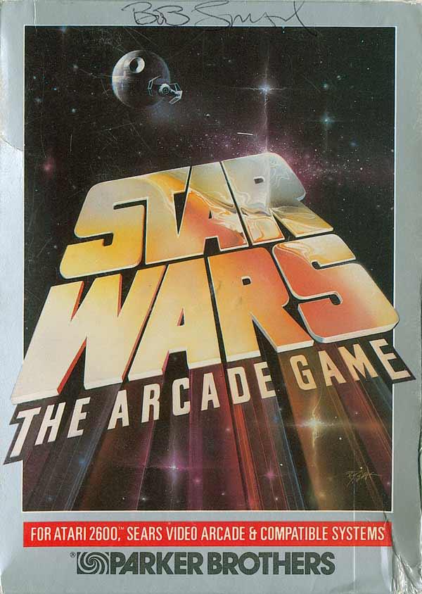 Atariage Atari 2600 Star Wars The Arcade Game Parker