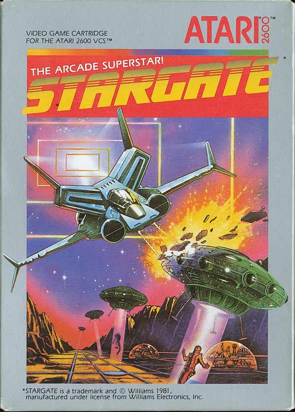 Stargate - Box Front