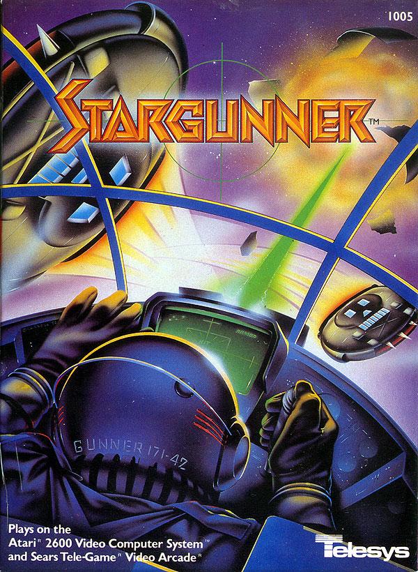 Stargunner - Box Front