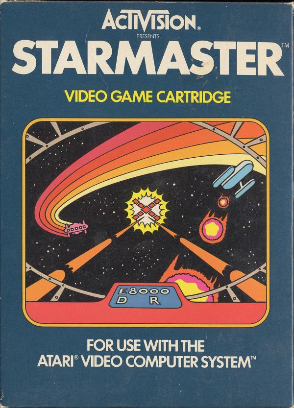 Starmaster - Box Front