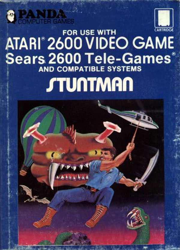 Stuntman - Box Front