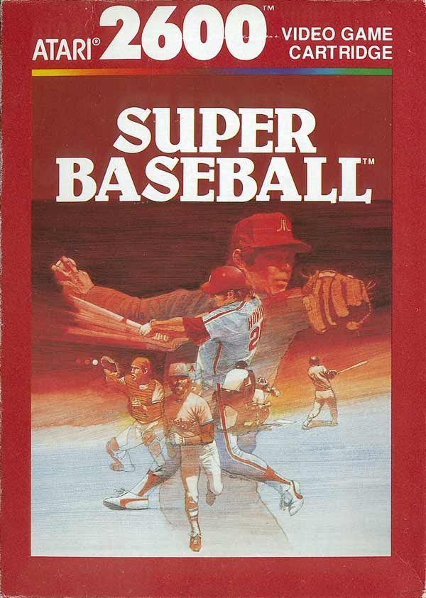 Super Baseball - Box Front