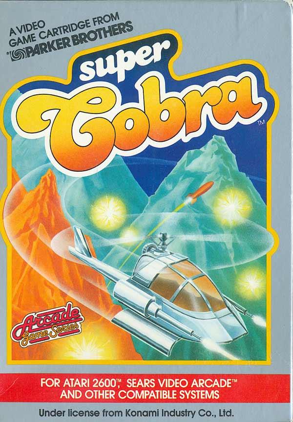 Super Cobra - Box Front