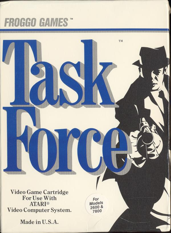 Task Force - Box Front
