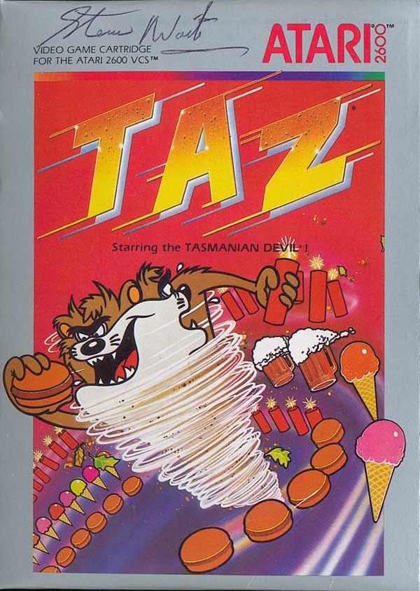 Taz - Box Front