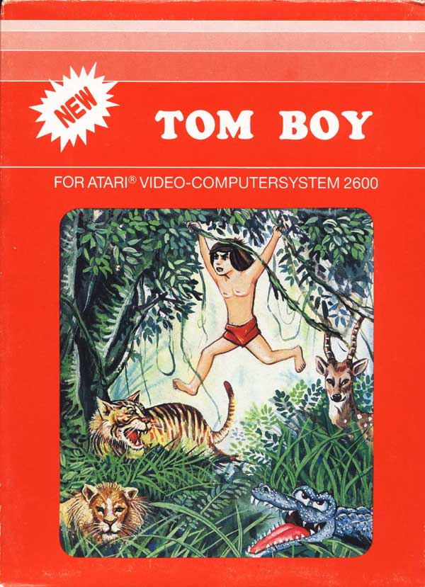 Tom Boy - Box Front