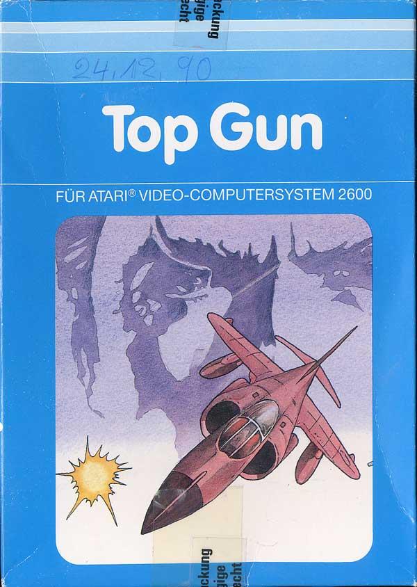 Top Gun - Box Front