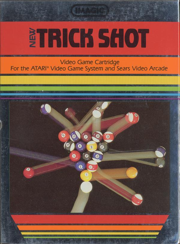 Trick Shot - Box Front