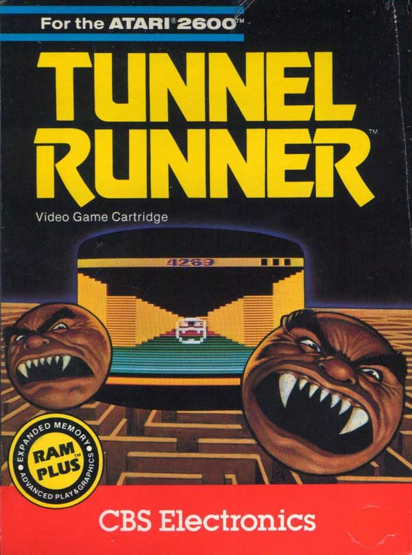 Tunnel Runner - Box Front