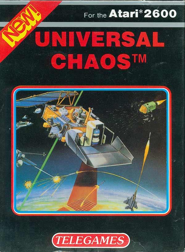 Universal Chaos - Box Front