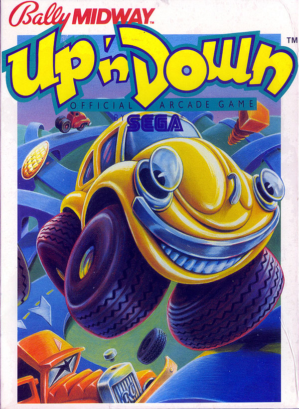 Up n' Down - Box Front