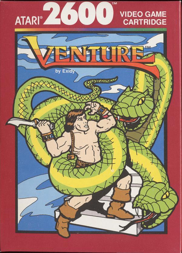 Venture - Box Front