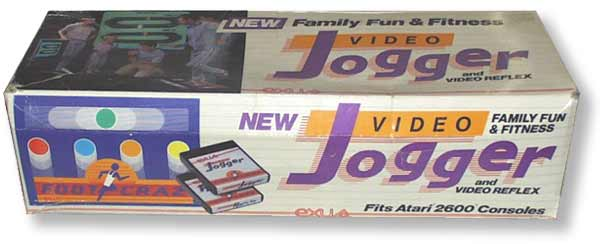 Video Jogger - Box Front