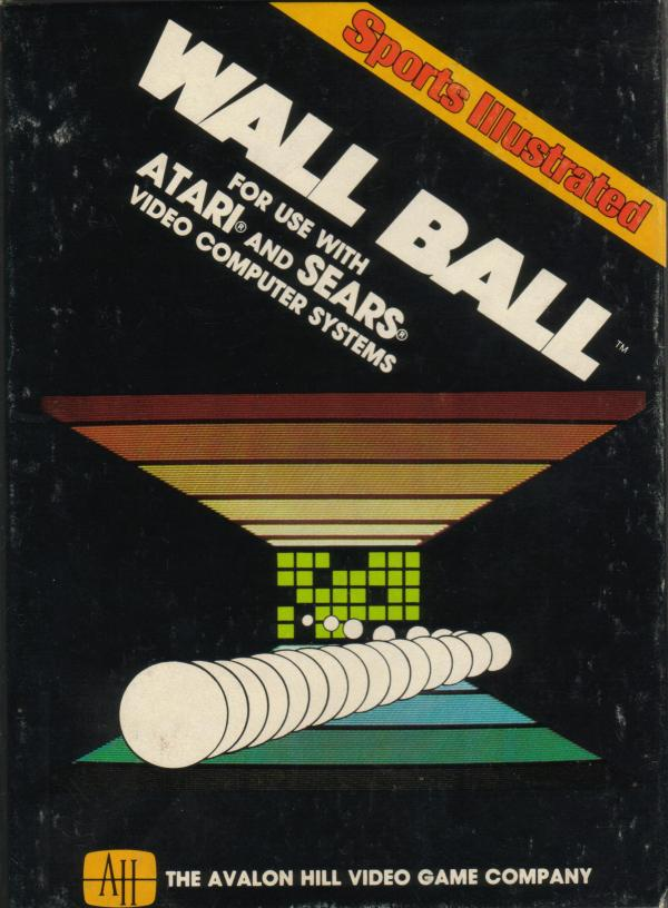 Wall Ball - Box Front