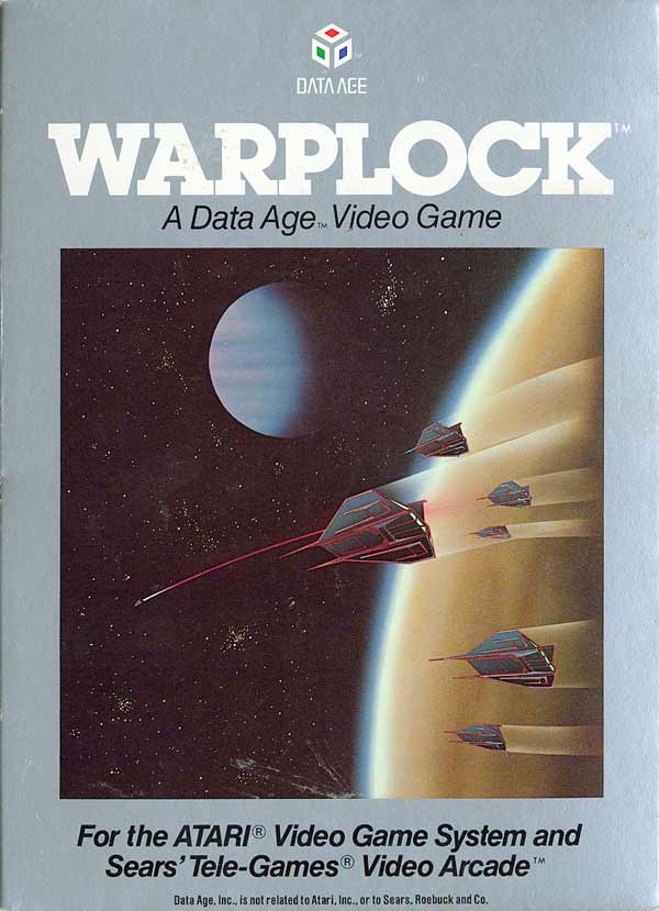 Warplock - Box Front