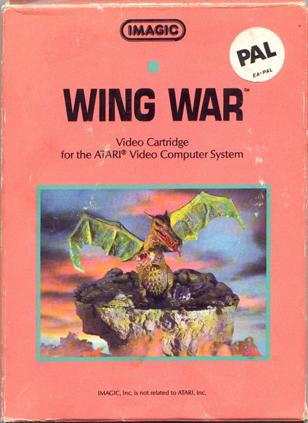 Wing War - Box Front