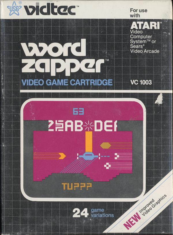 Word Zapper - Box Front