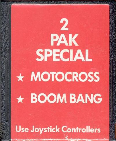 2-Pak Special - Cartridge Scan