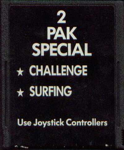 2-Pak Special - Cartridge Scan