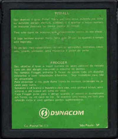 4-in-1 - Cartridge Scan