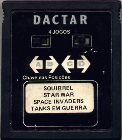 4-in-1 - Cartridge Scan