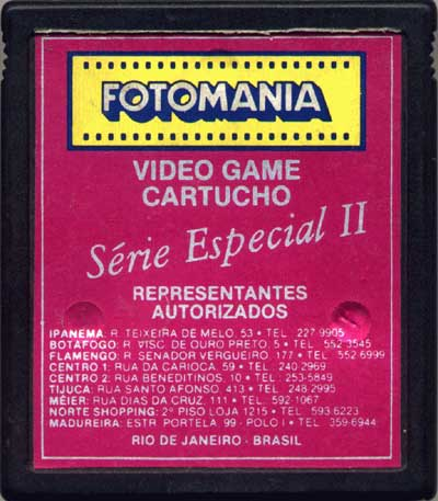 8-in-1 - Cartridge Scan