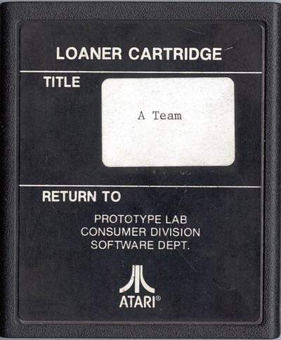 A-Team - Cartridge Scan